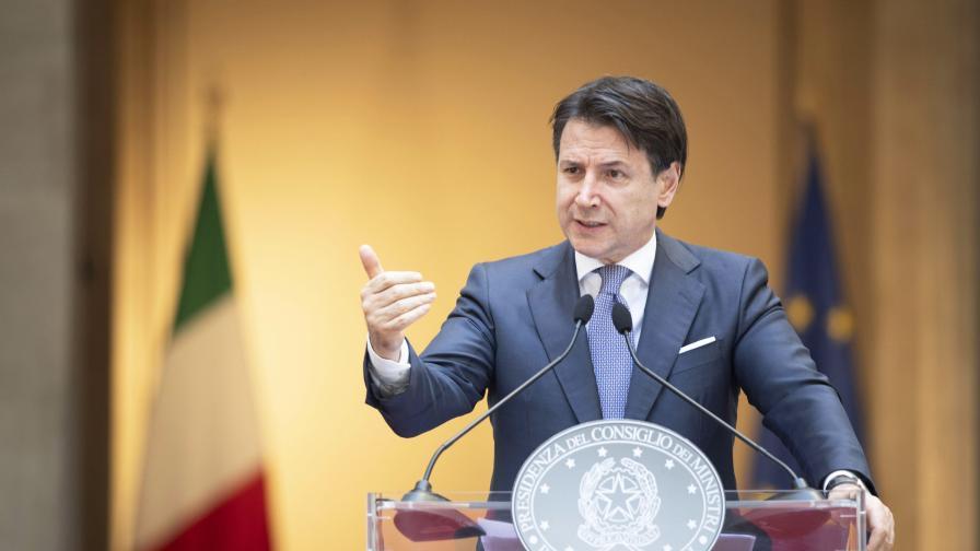 <p>Конте бесен, <strong>европейски държави</strong> решиха да <strong>не отворят</strong> границите си за <strong>Италия</strong></p>