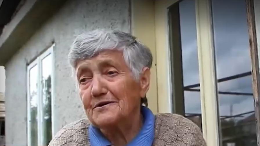 <p>Баба Йовка: Една пенсия, все ще ги изгладувам</p>