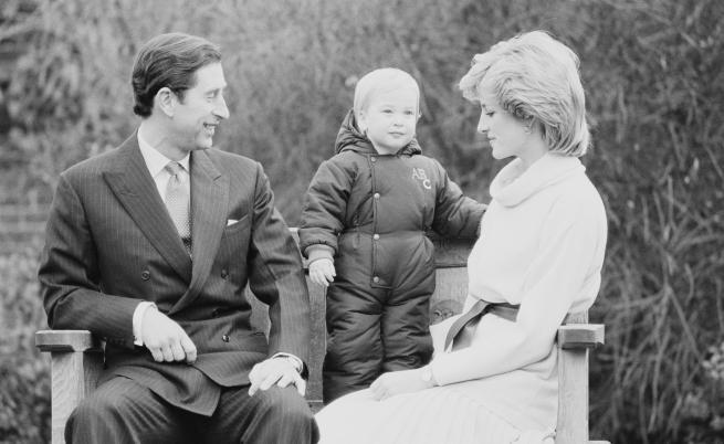 Златните принципи за възпитание на принцеса Даяна