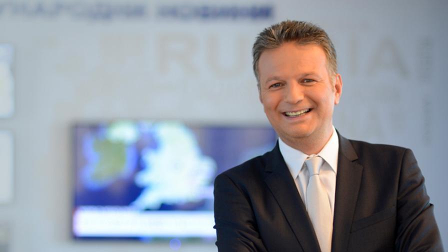 Честит рожден ден на водещия на Новините по NOVA Николай Дойнов