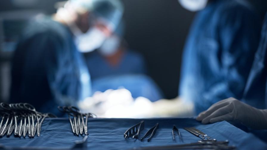 Уникална операция на момиче в София