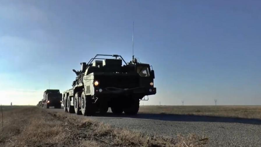 Турция ще купува от Русия още зенитно-ракетни комплекси С-400