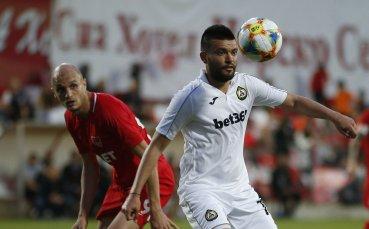 Славия излиза за първа победа за сезона