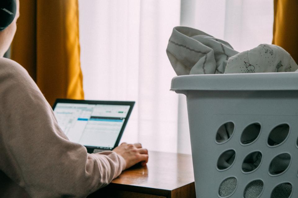 пералня пране