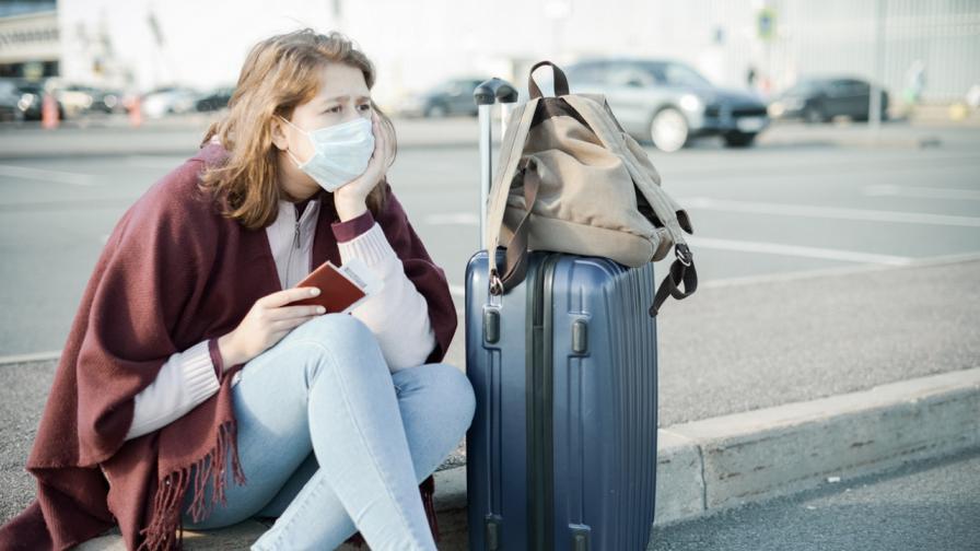 Срив в пътуванията на българи в чужбина през юли