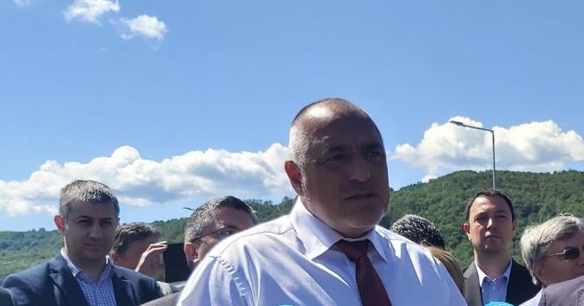 България На рождения си ден Борисов инспектира