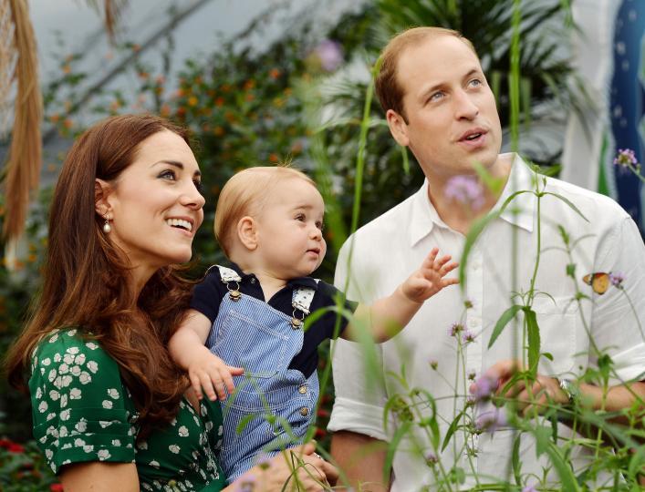 Как Кейт Мидълтън и принц Уилям възпитават децата си