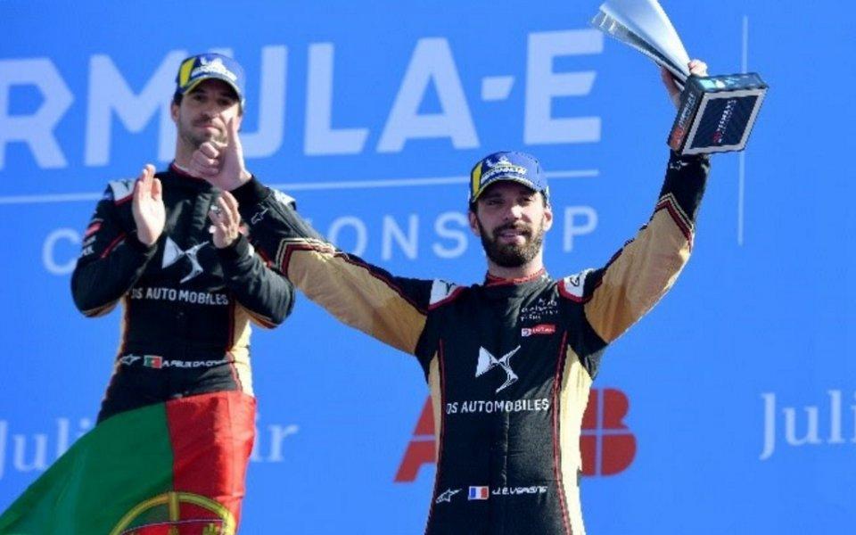 DS Techeetah ще се цели в нови титли на старта на Формула E