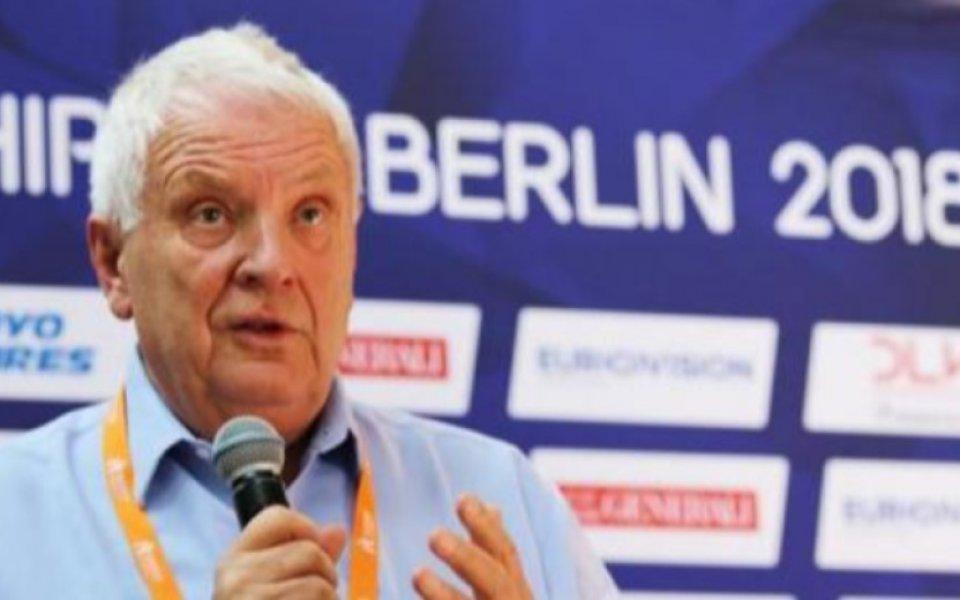 Европейската атлетика загуби Свен Арне Хансен