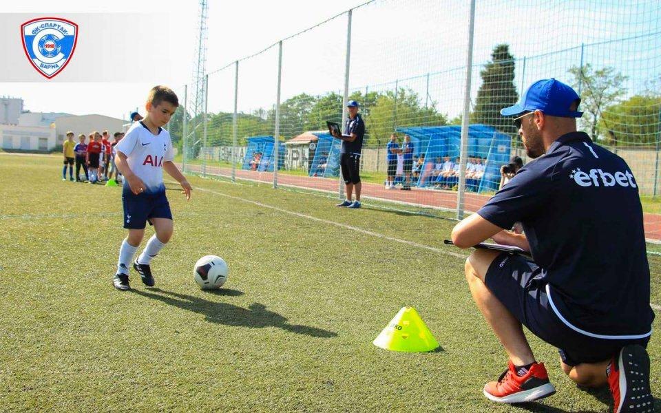 Треньорът на Спартак Варна с емоционално обръщение към феновете на тима