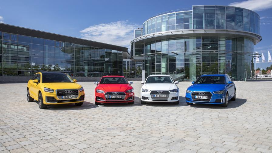 <p>Каква е цената за 0,36% от акциите на Audi?</p>