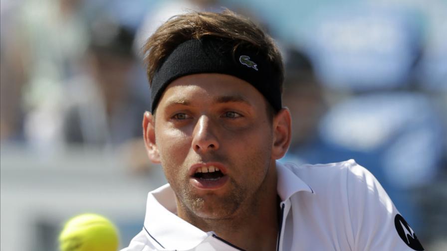 Тенисистът Виктор Троицки е заразен с коронавирус