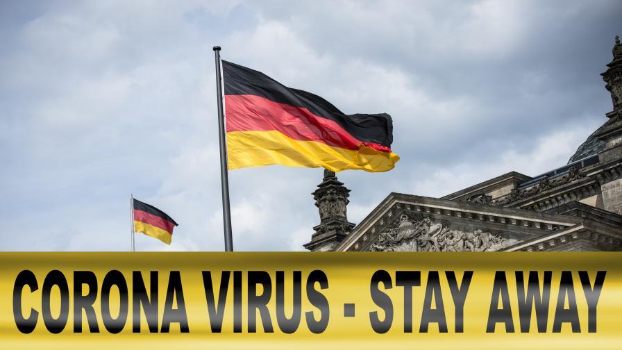 COVID-19: Тревожен скок на случаите в Германия