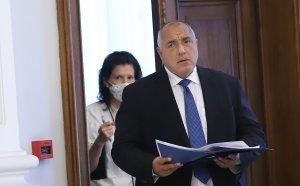Борисов обясни какво е наложило връщане на част от мерките срещу COVID-19