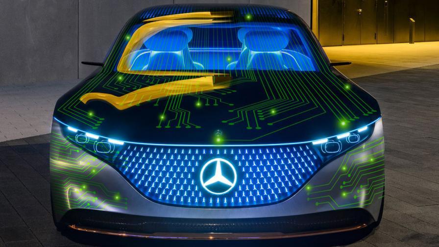 <p>Mercedes и NVIDIA се съюзяват, за да се доближат до Tesla</p>