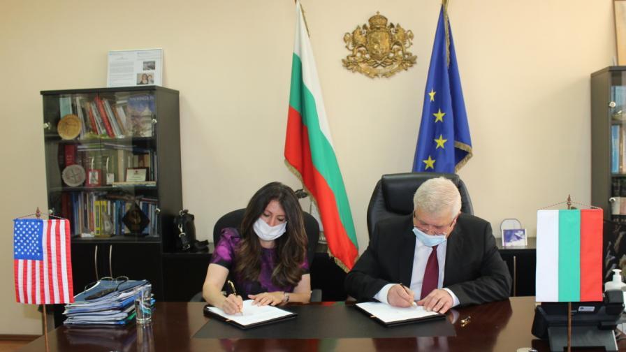 България и САЩ разширяват сътрудничеството си в областта на здравеопазването