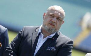 Министър Кралев с чудесни новини за българските фенове