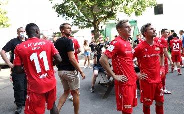 Клуб от Бундеслигата с брилянтен план за връщане на феновете по трибуните