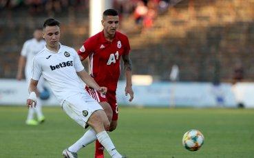 Карабельов: Играхме с 11 българи, което е много престижно