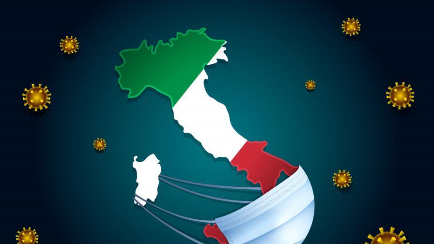 Италия удължи 14-дневната карантина за пътници от България