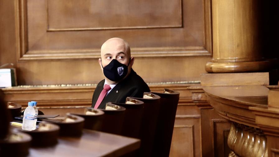 Гешев: Чистим България от бизнесмени, които замърсяват