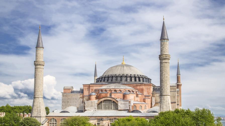 """Русия и опозицията в Турция коментират """"Света София"""""""