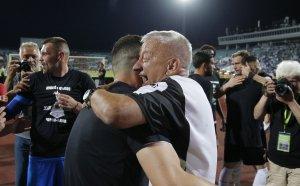 Локо Пд няма спирка - Крушарски с ударно признание за селекцията