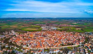 Този град е изграден от 72 000 тона диаманти
