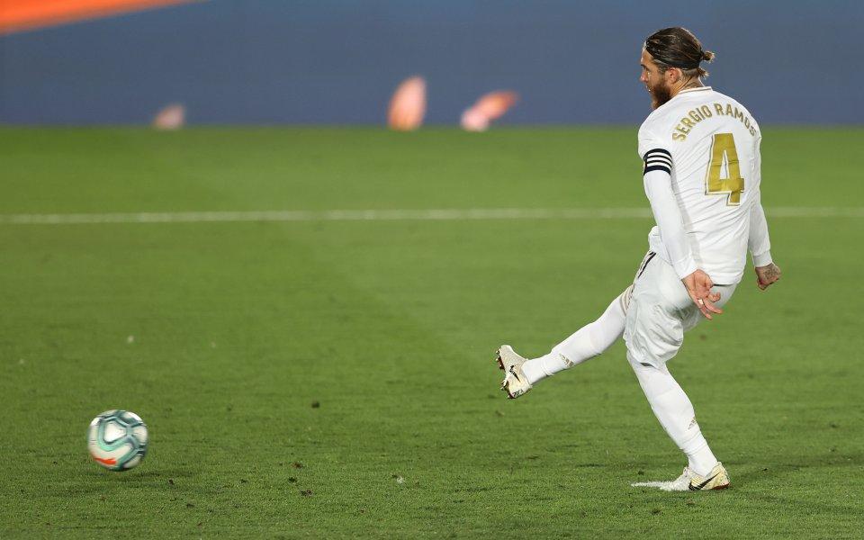 Отборът на Реал Мадрид е все по-близо до завоюване на