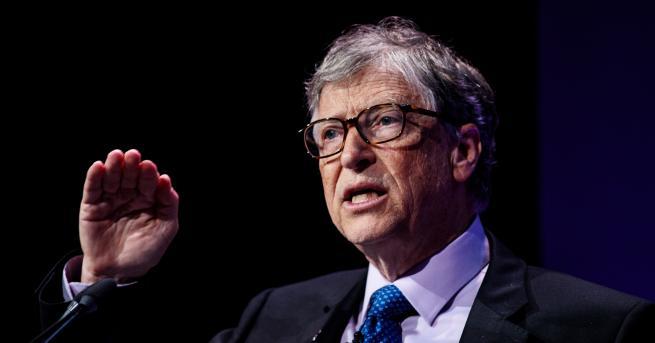 Любопитно Бил Гейтс обвини Facebook за разпространението на коронавируса в