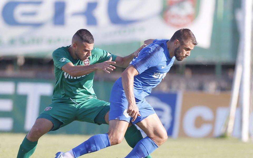 Ботев Враца и Арда играят при резултат 0:0 в мач