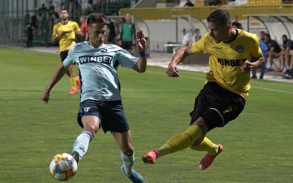 Пловдивският Локомотив взе на проби един от най-големите таланти от