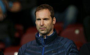 Лампард е поверил на Чех да намери нов вратар за Челси