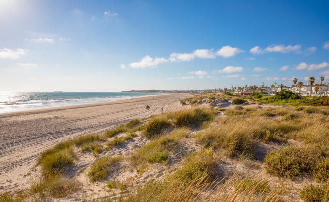 Плаж Бароса, Испания