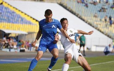 Дерменджиев вика голям талант в националния отбор