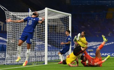 Класика на Челси срещу Уотфорд върна тима на 4-ото място