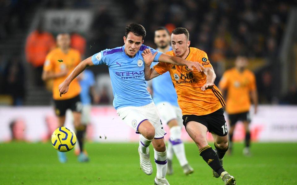 Защитникът на Манчестър Сити – Ерик Гарсия е много близо