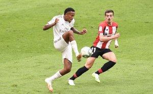 """НА ЖИВО: Атлетик Б - Реал М, динамичен мач на """"Сан Мамес"""""""