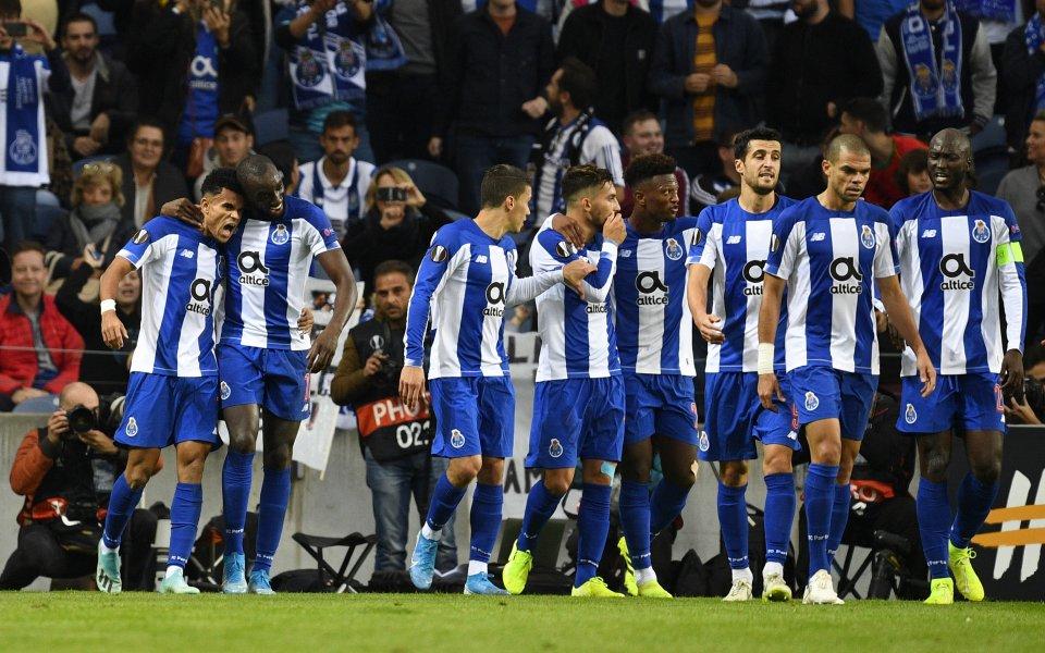 Отборът на Порто направи нова крачка към титлата в Португалия,