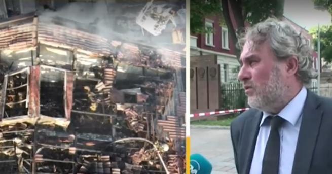 България Банов: Такива пожари се доказват и как тръгват Оттук