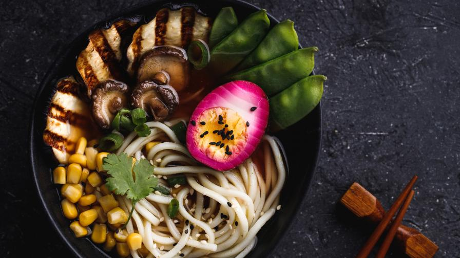 Рамен - японската класическа супа с нудли