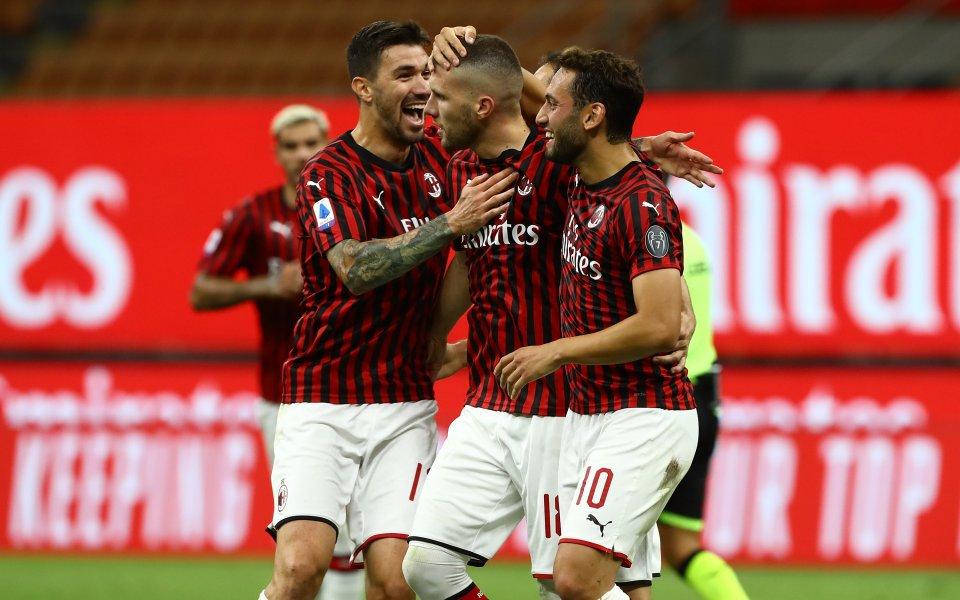 """Италианският гранд Милан ще тръгне по стъпките на Ливърпул. """"Росонерите"""""""