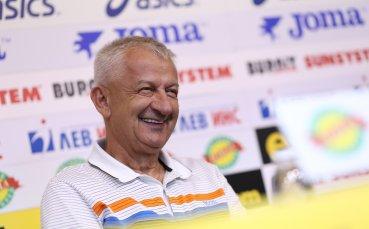 Крушарски: Ако това беше мач, аз съм Роналдо