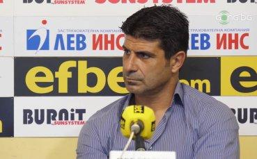 Георги Иванов: За една година бихме всички ЦСКА