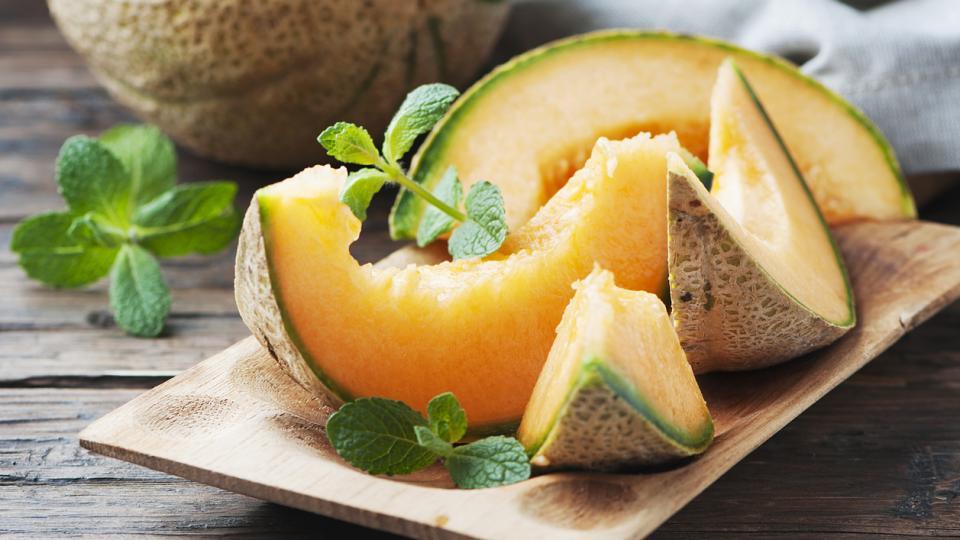 пъпеш лято плод плодове