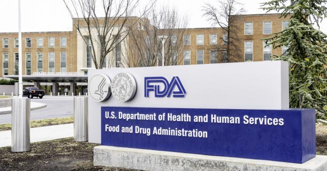 Свят Агенцията по храни и лекарства на САЩ даде разрешение