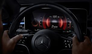 <h2>Mercedes показа дигиталния интериор на S-Class</h2>