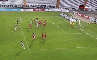 Локомотив Пд - ЦСКА 0:0 /първо полувреме/