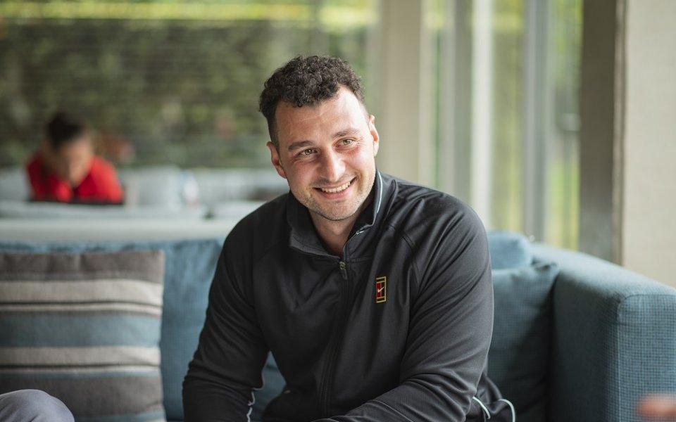 Добра новина дойде от щаба на най-добрия български тенисист Григор