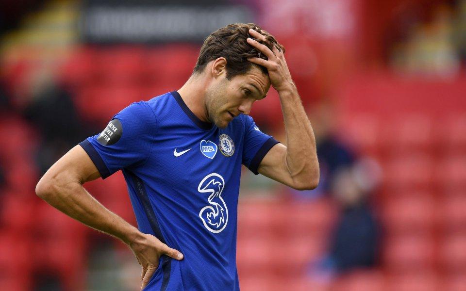 Отборът на Шефилд Юнайтед разби Челси с 3:0 в домакински